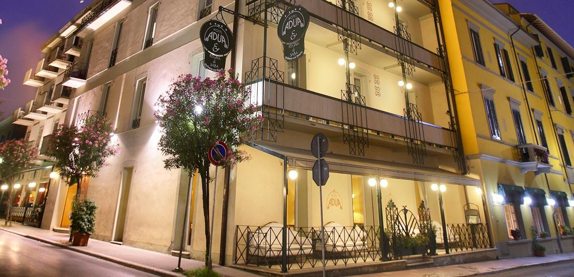 Read more about the article Hotel Adua & Regina di Saba