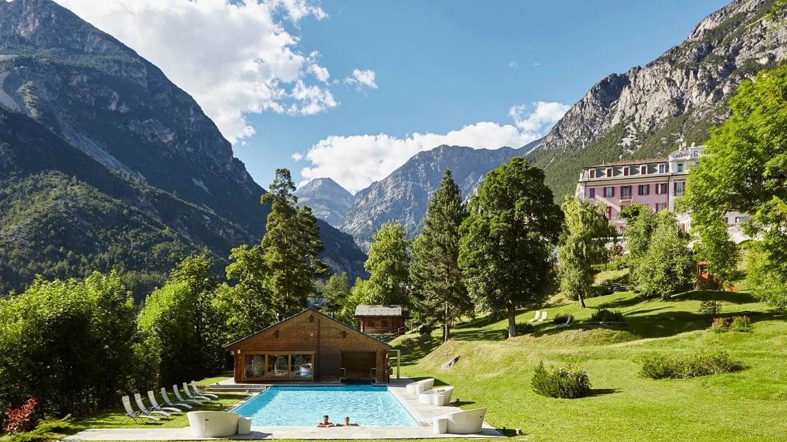 QC Terme – Grand Hotel Bagni Nuovi