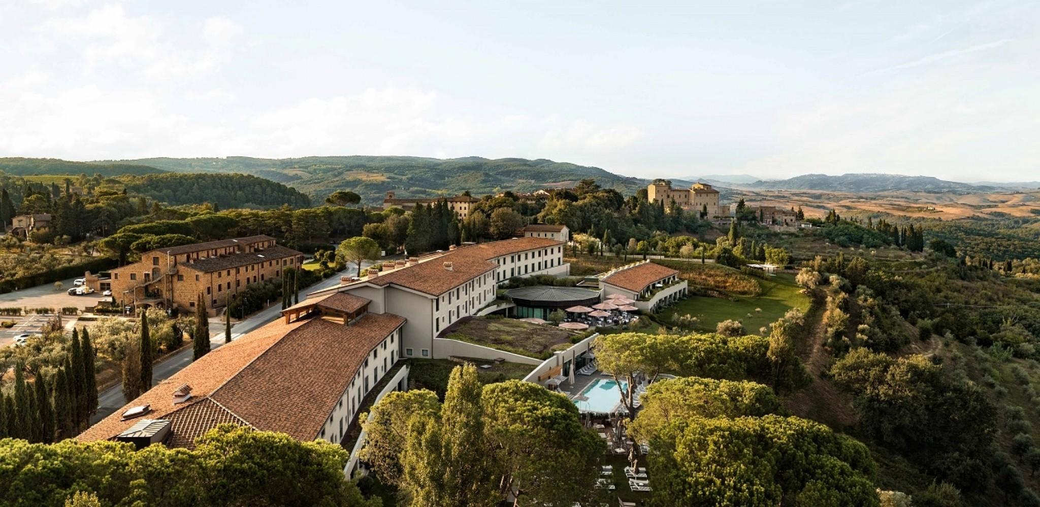 viaggi preziosi hotel il castelfalfi slide