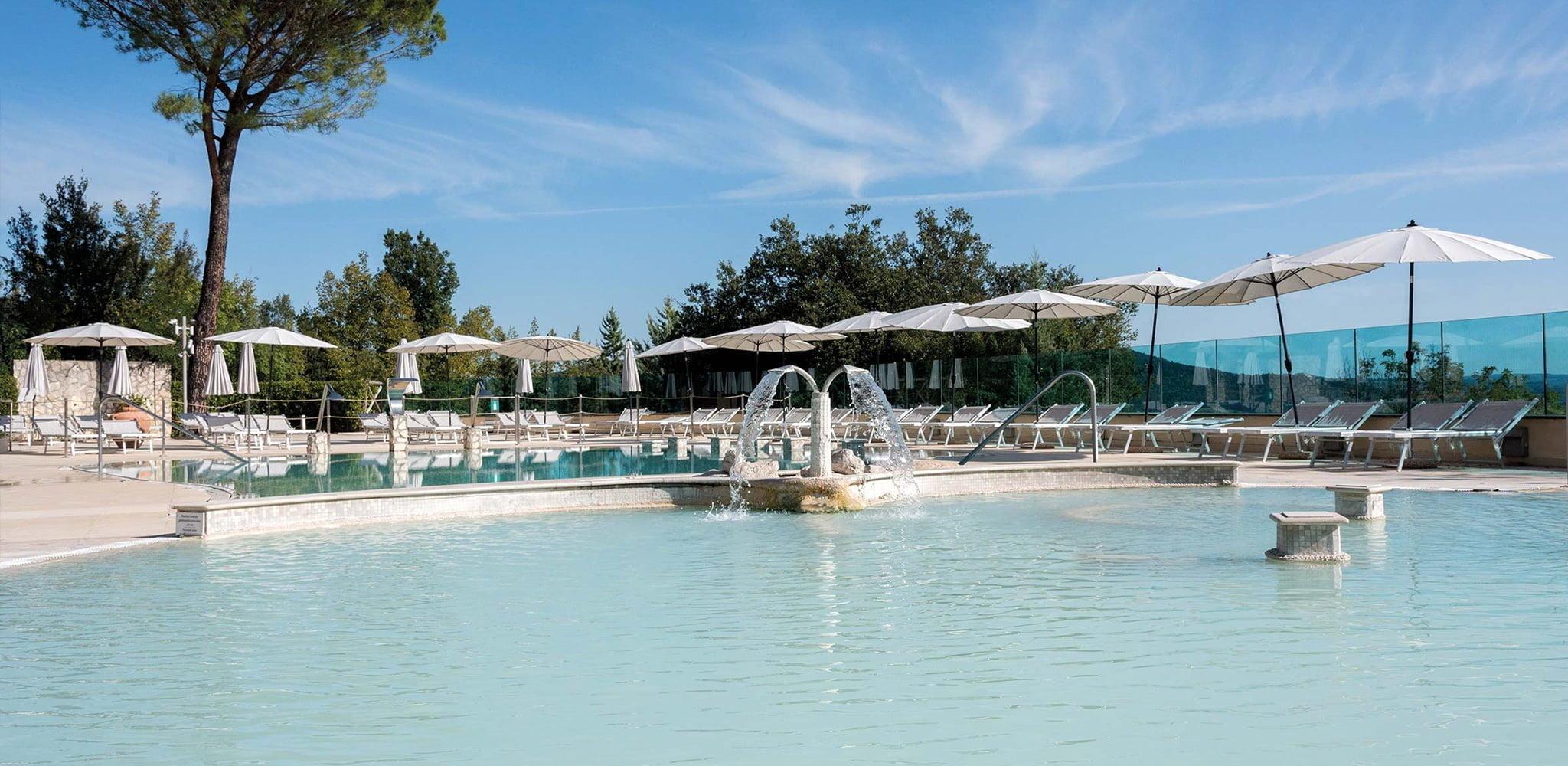 Hotel Mercure Petriolo Siena Terme Spa