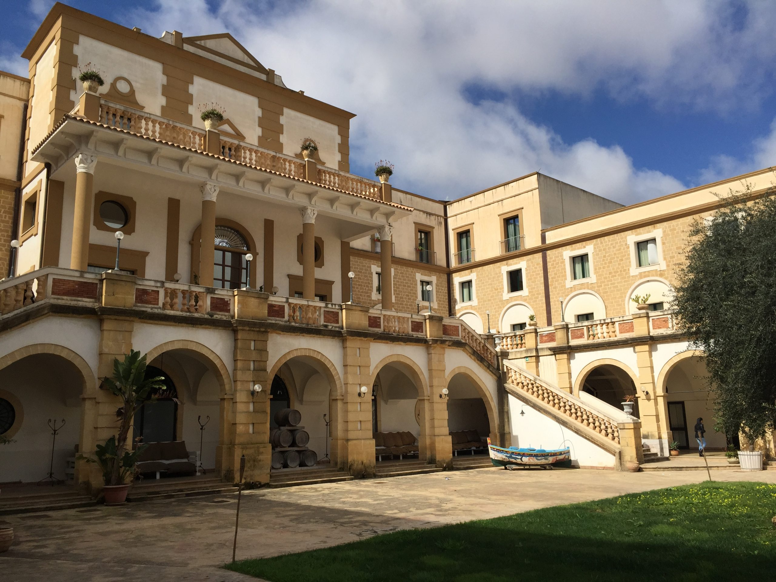 Read more about the article Hotel Baglio Basile