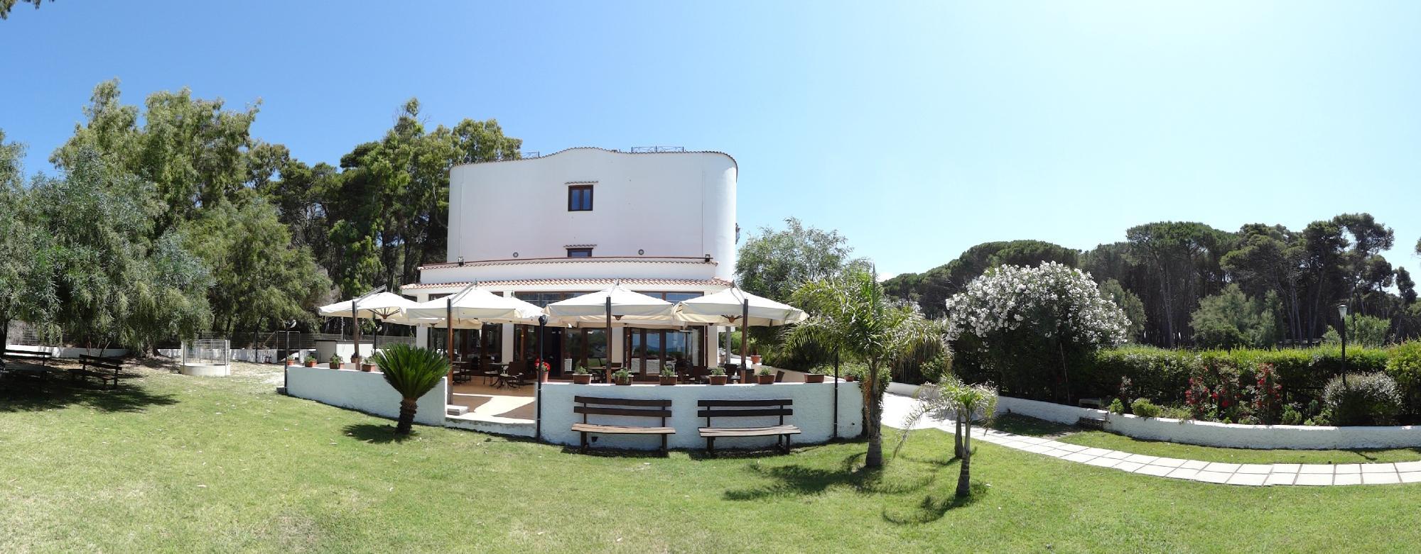 Travel Precious hotel park of the principles Paestum