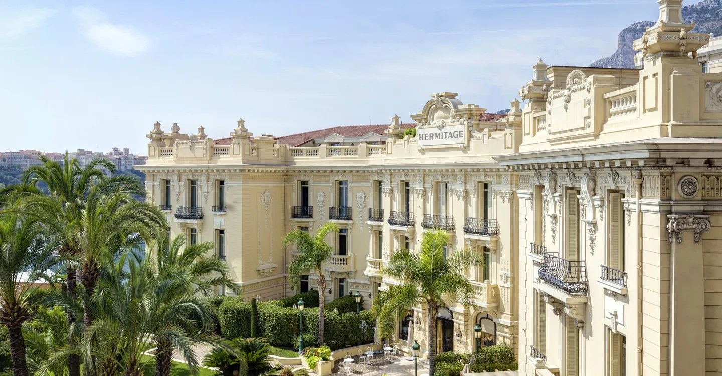 Read more about the article Hôtel Hermitage Monte-Carlo