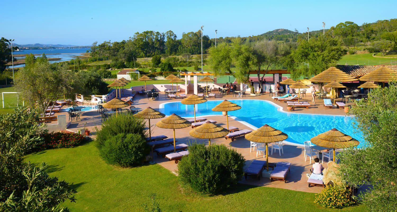 hotel airone arzachena sardinia swimming pools5 1