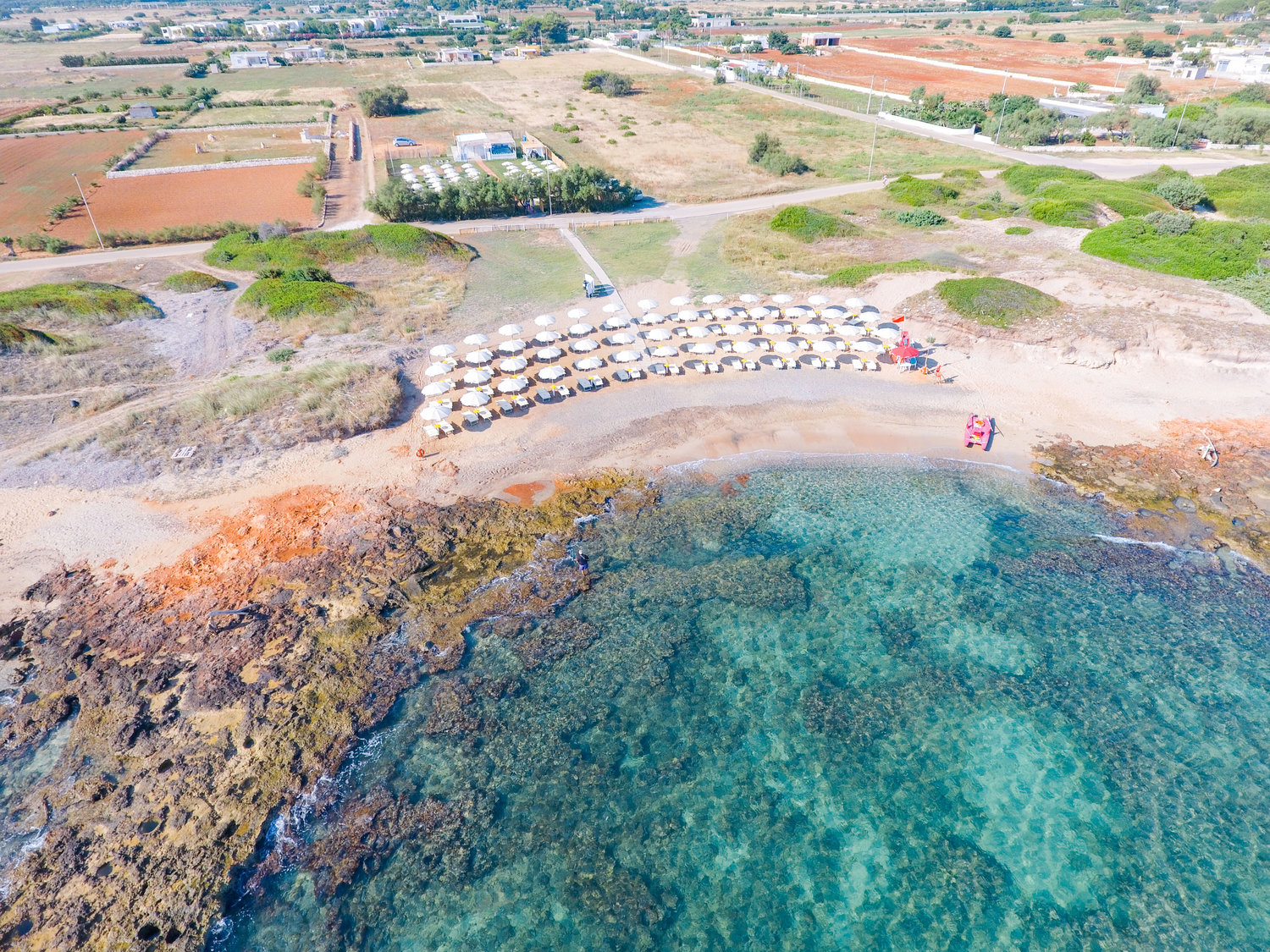 Read more about the article Torre Guaceto Oasis Hotel
