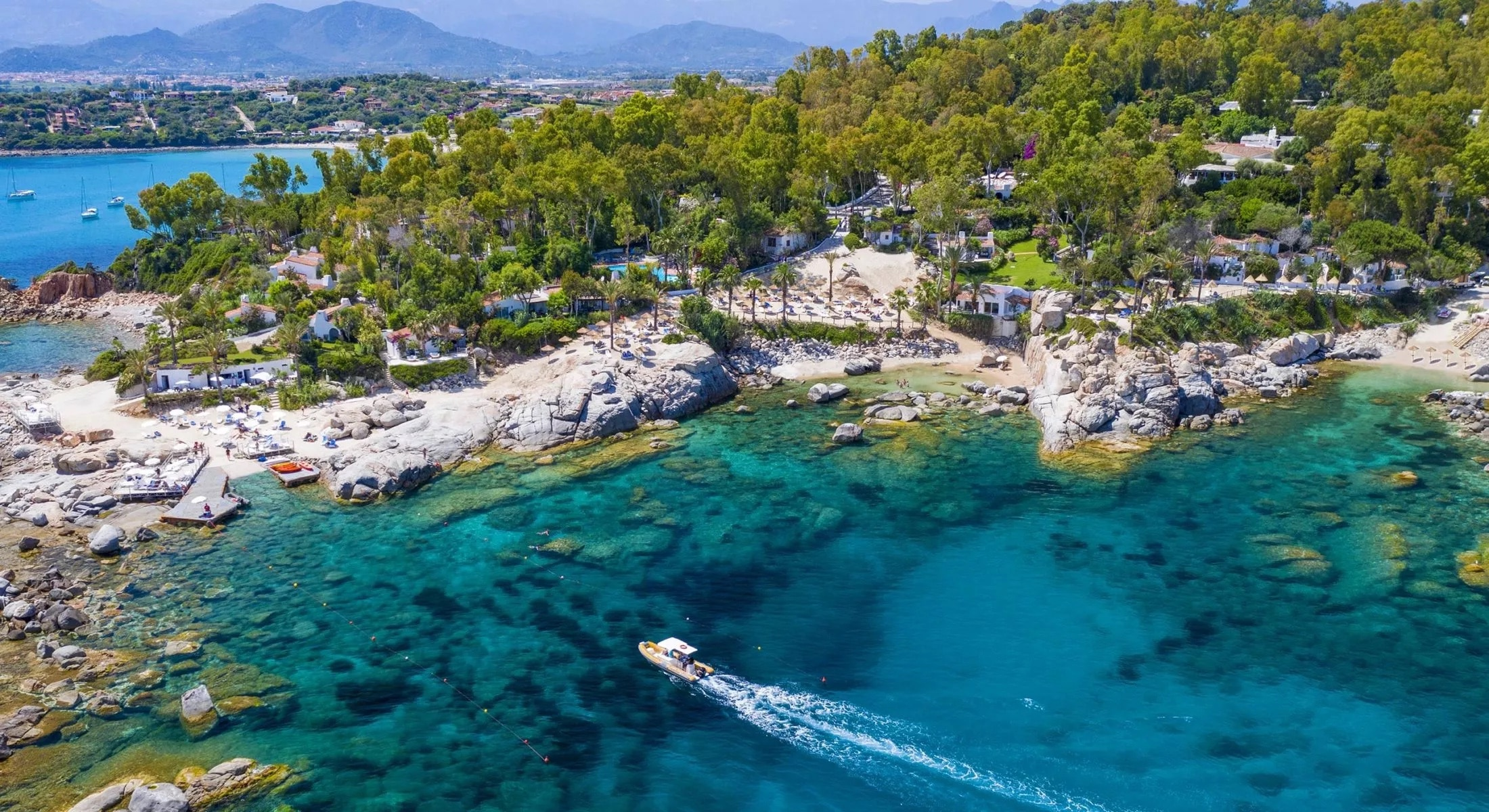 Read more about the article Villas of the Arbatax Park Resort